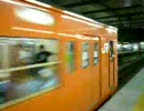 2008年7月18日の201系 新宿駅出発