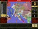 【歴史地図】EU3で見る1399年~1820年欧州勢力図