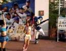 ドアラ 2007.0804横浜スタジアム①