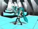 【MMD】ルカルカ★ナイトフィーバートレースしてみた【こずえ】 thumbnail