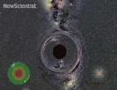 【ニコニコ動画】【NewScientist】 ブラックホールに特攻するとどうなるのかを解析してみた