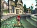 Xbox360 Oblivion 脳筋剣士娘4