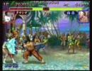 ウメハラ vs タマシマ ストリートファイターⅡ