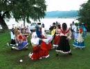 諏訪湖でケロ⑨Destinyを踊ってみた