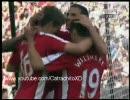 【サッカー】09-10 Emirates Cup アーセナルvsレンジャーズ
