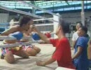 BEAUTIFUL BOXER _making of _'KICKBOXING' _scenes