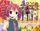 【重音テト】フレッシュプリキュア!「H@ppy Together!!!」【MMD】