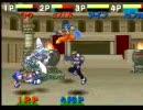 パンツァーバンディット 2対2対戦動画