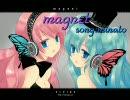 【蝶乃】「magnet」歌ってみた。【一愛】