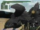 【MHF】モンスターハンターフロンティア 弓の訓練VS下位黒ディア1