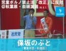 児童ポルノ禁止法「改正」に反対@アキバ街宣 thumbnail