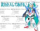 【MikuMikuDance】 武力介入してあげる♪ / 初音ミク 【ガンダム00】