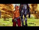 【PS3】鉄拳5 DARK RESURRECTION ONLINE オンライン観戦&初心者プレイ