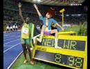 Bolt vs Haruka 100m