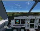 FS2004 中標津着陸