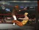 WWE SVR2009で あきそら