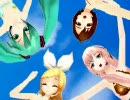 【水着特盛り】アセレヘ【Project DIVA】 thumbnail