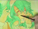 【ニコニコ動画】【旦那の居ぬ間に】メグッポイド描いてみた【実況解説】Part3を解析してみた
