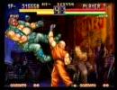 【龍虎の拳2】リョウ・サカザキでギース・ハワードまで攻略 前編