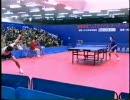 【ニコニコ動画】【卓球】松下浩二ベストプレー 三田村 戦を解析してみた