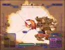 ガングリフォン2 敵空港・逆占領作戦 砂塵舞う敵陣に殴りこみ降下