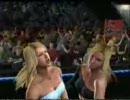 【リョナ】女キャラに股間攻撃集、Smackdown vs Raw 2008【PS3】 thumbnail