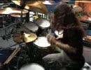 Derek Roddy 神速ドラム