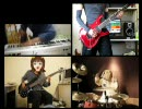 【アイドルマスター】菊地真 自転車~Band Edition~【演奏してみた】
