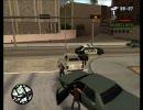 GTA SA カオスモード ゆっくりまりさが実況プレイ その14 thumbnail