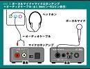 【ニコニコ動画】【MIX初心者】歌ってみた動画作成まで#1【機材準備編】を解析してみた