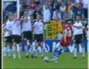 (サッカー) EURO2004 グループリーグゴール集2 画質UP
