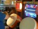 ネタ動画/太鼓の達人ダブルプレイ「ソウルキャリバー2」おに4倍速
