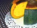 【丸ごと】かぼちゃのチーズケーキ作ってみた【使用】 thumbnail