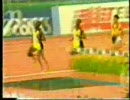 【ニコニコ動画】陸上男子1500メートル世界記録保持者ヒシャム・エルゲルージ 3分26秒00を解析してみた