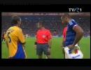 【サッカー】FIFA2010ワールドカップ欧州予選 フランス vs ルーマニア