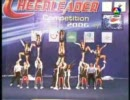 Rangsit University Cheerleading Team 2006 , Thailand