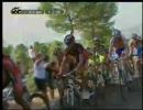 2009ブエルタ・ア・エスパーニャ 第9ステージゴール その1
