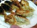 【ピザ野郎の食卓 8品目】 ヘルシー餃子作りました (リベンジ)