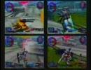 ガンダムSEED DESTINY 連合VS.Z.A.F.T.Ⅱ 対戦動画1
