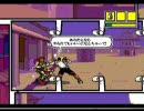 SEGA初心者の友人とコミックスゾーンを実況プレイ その2