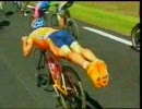 ツール・ド・フランスでのヒトコマ