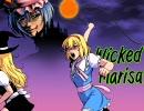 【ニコニコ動画】【東方BGM】WickedMarisaを解析してみた