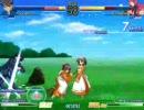 メルブラ MBAC ver.B 志貴vsヒスコハ (身内対戦04)