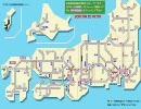 2007.08.12-高速渋滞状況 全国版