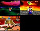 【マリフル往復バージョン】マリオ64 TAS 6分47秒の最速動画と比較