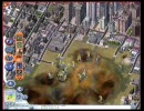シムシティ4 ずっと災害のターン