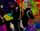 第95位:クワガタP feat.でにろう『嘘つきのメリーゴーランド』(動画:Mingna) thumbnail