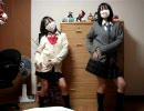 【とみもみ】二人で恋のタイムマシン踊ってみた【友人の家で】 thumbnail