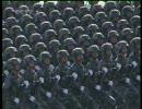 人民共和国建国60年 観閲式 分列行進 1