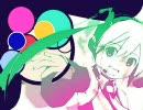 【ニコニコ動画】【初音ミク】Green Apple【オリジナル曲】を解析してみた